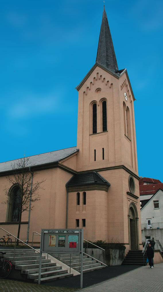 Gustav-Adolf-Kirche Recklinghausen