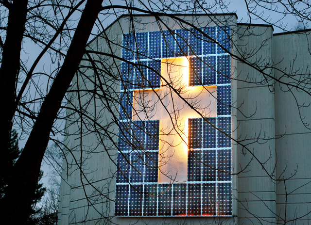 Solarkreuz Herten-Disteln