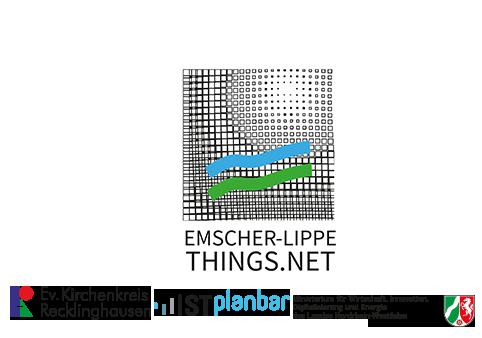 Logo des Projekts Emscher-Lippe-Things.Net