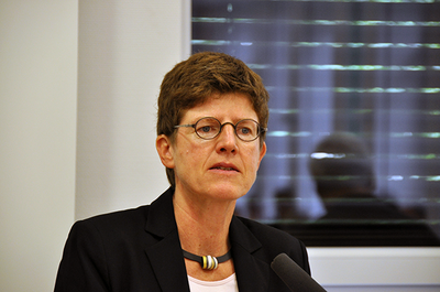Superintendentin Katrin Göckenjan