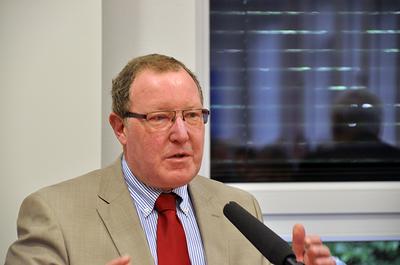 Theol. Vizepräsident Albert Henz
