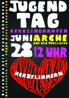 """Herzflimmern"" - Jugendtag des Kirchenkreises Recklinghausen"