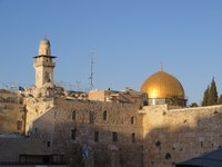 Anmeldung: Bildungsfahrt nach Israel und Palästina vom 4. bis 13. September