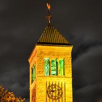 "Christuskirche, ""Recklinghausen leuchtet"""