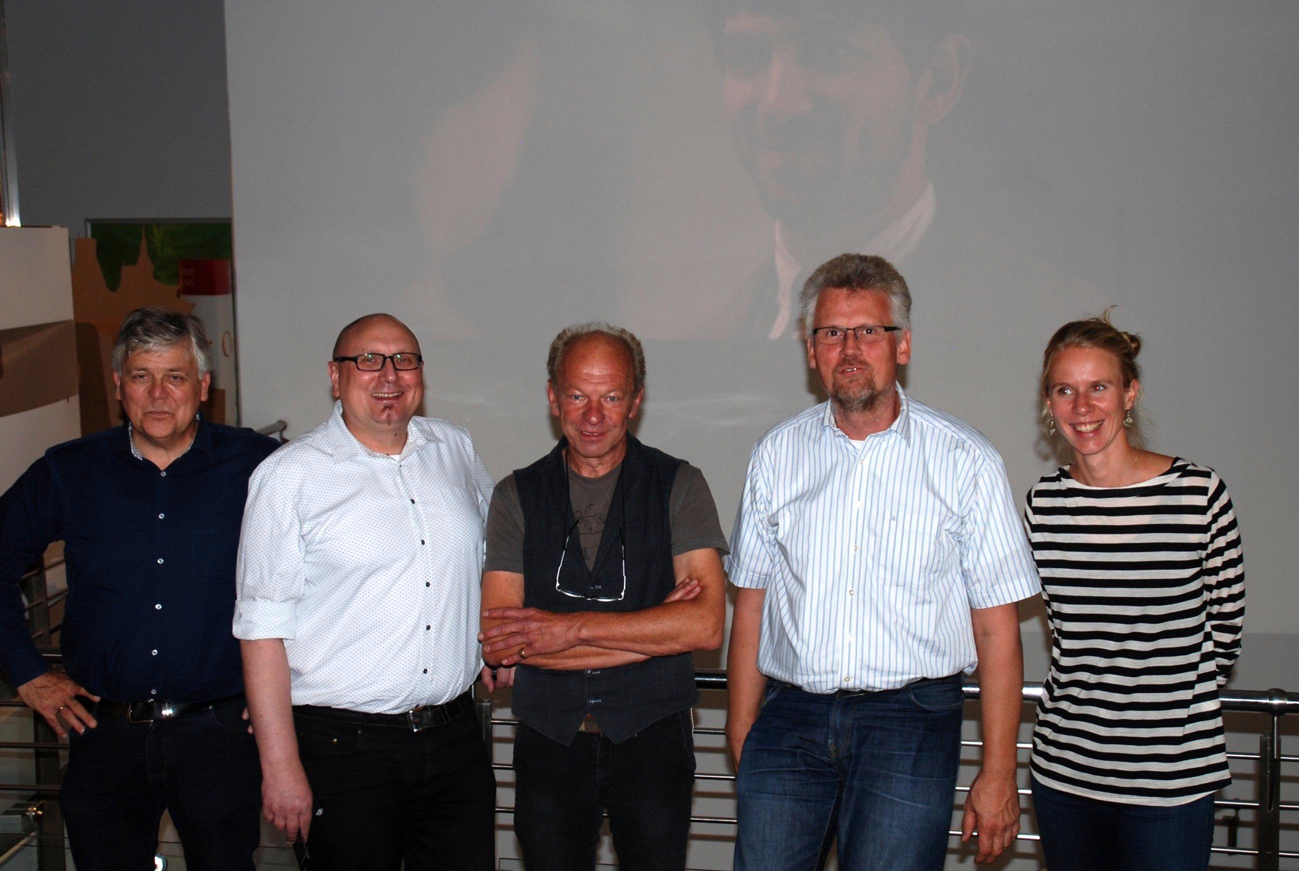 """Das neue Halbjahresprogramm des Filmfestivals """"Kirche und Kino"""" läuft an"""