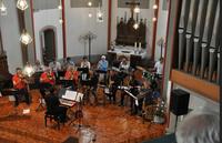 """""""Ein fest Burg"""" - Konzert: """"Swinging Brass"""" in der Philipp-Nicolai-Kirche in Recklinghausen"""