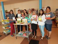 Einsatz für Flüchtlinge: 1000,-€ gut angelegt für mehrsprachige Literatur