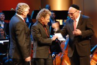 Eröffnung der Woche der Brüderlichkeit mit der Auszeichnung Peter Maffays mit der Buber-Rosenzweig-Medaille