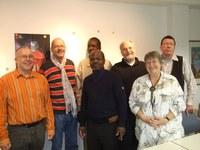 Gäste aus dem Partnerkirchenkreis Magharibi in Tansania eingetroffen