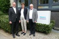 Neuer Weihbischof besucht den Evangelischen Kirchenkreis Recklinghausen