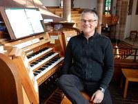 """Orgelkonzert mit Michael Mikolaschek: """"Jazz, Klassik und mehr"""" am Sonntag, 5. November um 17 Uhr in der Johanneskirche, Hinsbergstr. 16"""