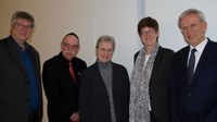 Podiumsgespräch zum Motto der Woche der Brüderlichkeit  im Haus des Kirchenkreises