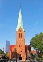 Rundfunk-Gottesdienst mit Präses Annette Kurschus am Pfingstmontag um 10 Uhr in der Erlöserkirche zu Herten