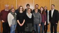 Theologiestudierende und Vikarinnen ließen sich über aktuelle Herausforderungen der diakonischen Arbeit im nördlichen Ruhrgebiet informieren