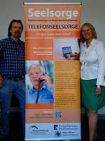 Zuhören lernen - Telefonseelsorge sucht Verstärkung, insbesondere durch Männer